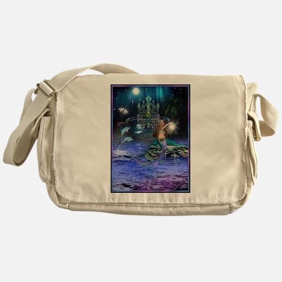 Best Seller Merrow Mermaid Messenger Bag