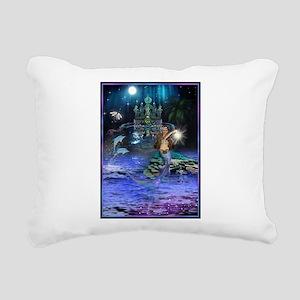 Best Seller Merrow Mermaid Rectangular Canvas Pill
