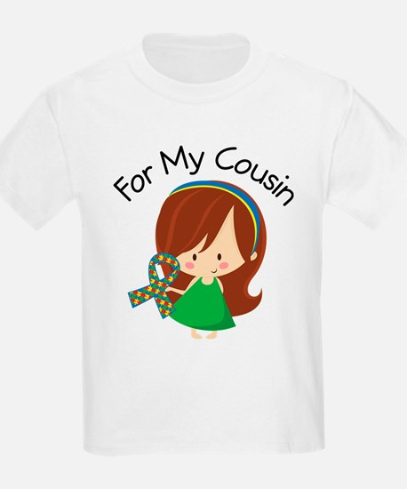 Autism For My Cousin T-Shirt
