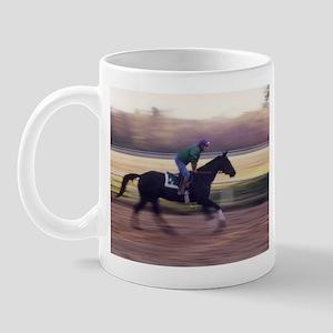 Early Morning Warm Up Mug