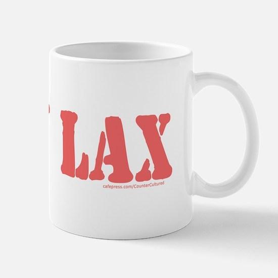 PLAY LAX Mug