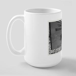 Welcome to Guantanamo Large Mug