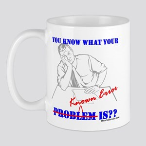 Problem Management Mug