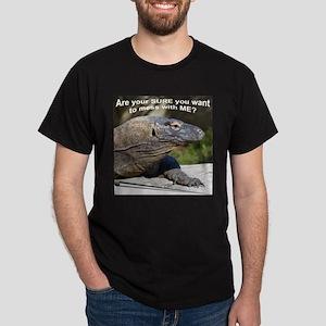 Komodo Dragon Dark T-Shirt