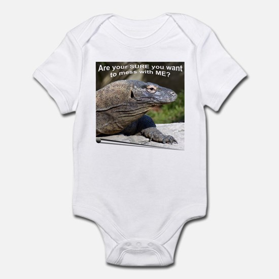 Komodo Dragon Infant Bodysuit