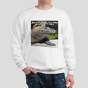 Komodo Dragon Sweatshirt