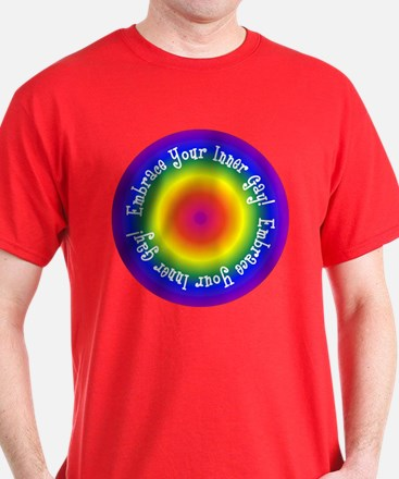 """Embrace Your Inner Gay!"" T-Shirt"