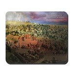 City on a Hill, Image Two Mousepad