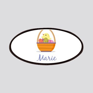 Easter Basket Marie Patches