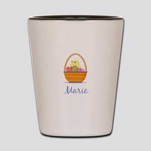 Easter Basket Marie Shot Glass