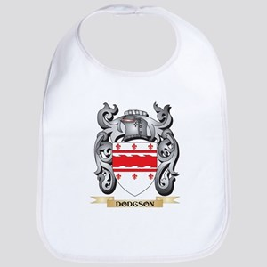 Dodgson Coat of Arms - Family Crest Baby Bib