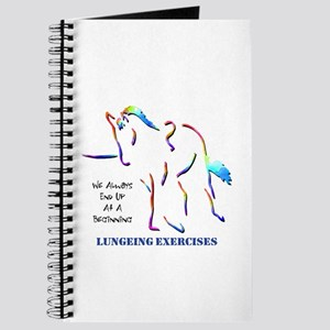 Lungeing Exercises Journal