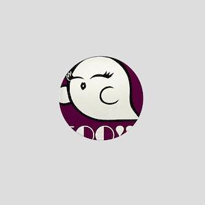 Foo (Magenta) Mini Button