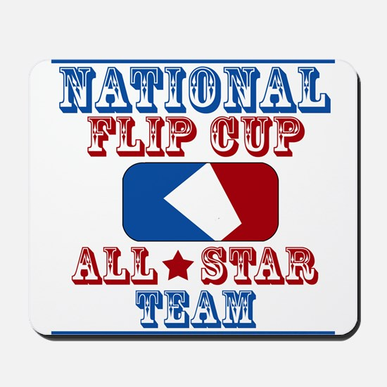 National Team, Flip cup all s Mousepad