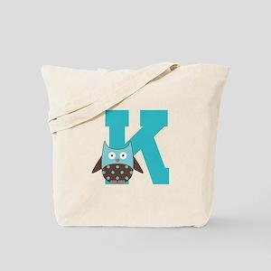 initial k bags cafepress