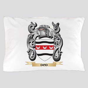 Dod Coat of Arms - Family Crest Pillow Case