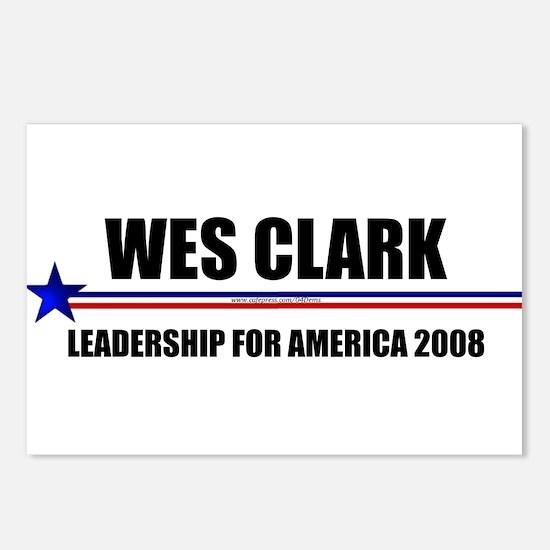 """""""General Leadership"""" Postcards (Package of 8)"""