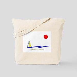 Oil Wells Tote Bag