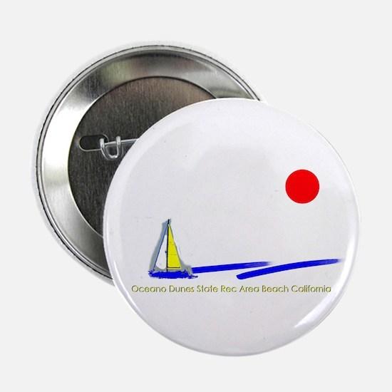 "Oceano Dunes 2.25"" Button (10 pack)"