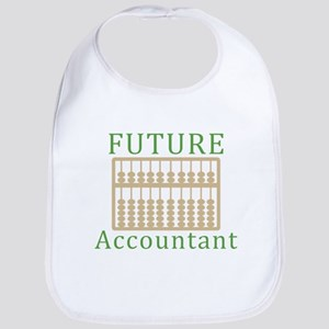 Future Accountant Bib