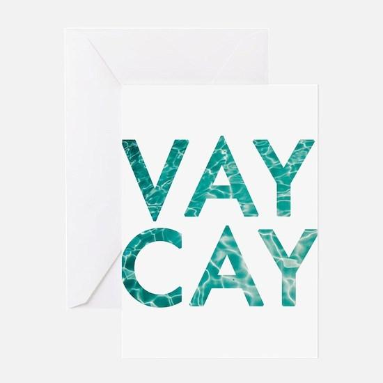 vaycay Greeting Card