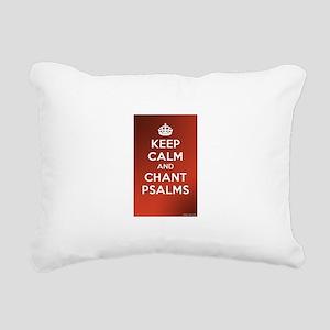 KEEP CALM - JESUS PRAYER Rectangular Canvas Pillow