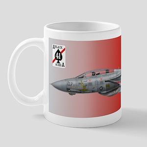 F-14 Tomcat VF-41 Black Aces Mug