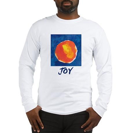 Cute Ram Joy Long Sleeve T-Shirt