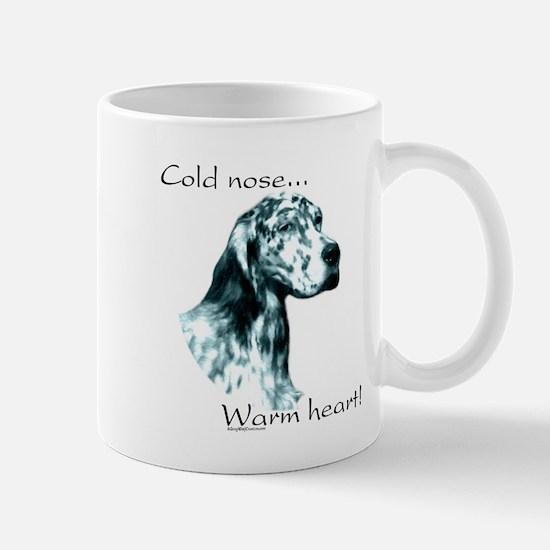 Eng Setter Warm Heart Mug