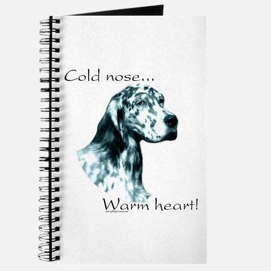 Eng Setter Warm Heart Journal
