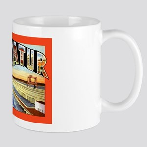 Decatur Alabama Greetings Mug