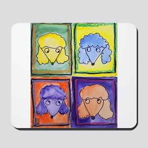 Oodles of Poodles Mousepad