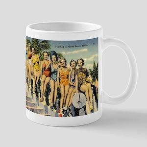Retro Summer Beauties Mug