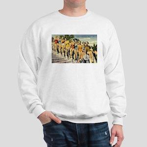 Retro Summer Beauties Sweatshirt