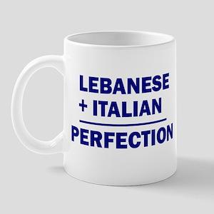 Lebanese + Italian Mug