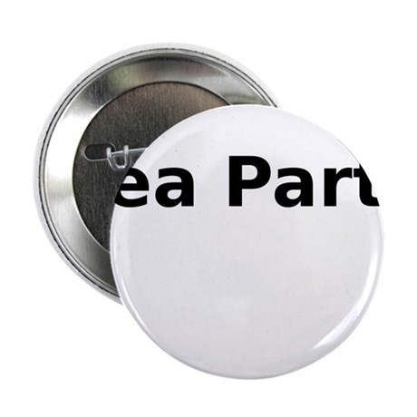 """Tea Party 2.25"""" Button"""