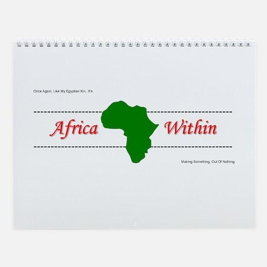 Cute African Wall Calendar