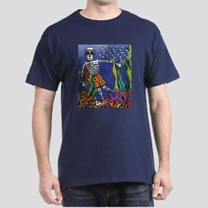 Day of the Dead Diver T-Shirt