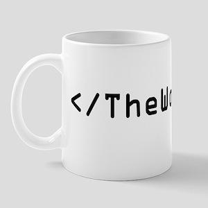 End of the World Mug