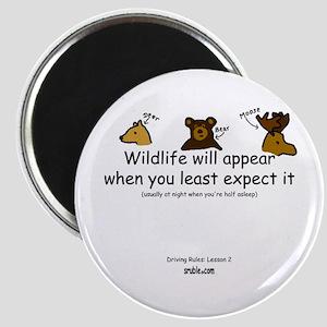 Wildlife Magnet