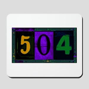 NOLA 504 Mousepad
