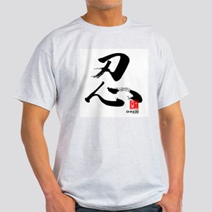 Shinobi Calligraphy T-Shirt
