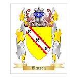 Benson Small Poster