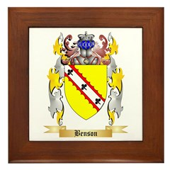 Benson Framed Tile