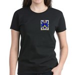 Benson (Dublin) Women's Dark T-Shirt