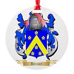 Benson (Dublin) Round Ornament