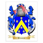 Benson (Dublin) Small Poster