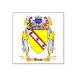 Bense Square Sticker 3