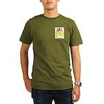 Benns Organic Men's T-Shirt (dark)