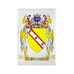 Bennison Rectangle Magnet (100 pack)